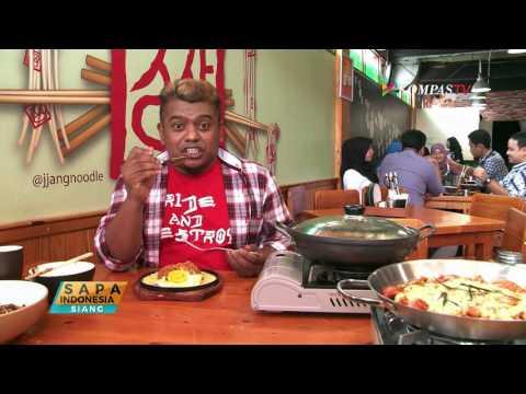 Yuk, Ikut Benu Cicipi Ragam Makanan Khas Korea!