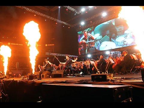 На концерте 2CELLOS / 2Cellos in Belgrade ( 25.03.2017) / 2Cellos KOMBANK ARENA Beograd