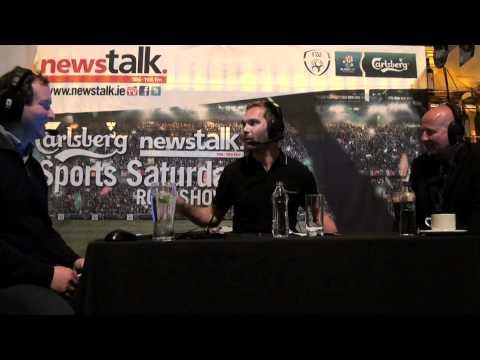 Jason McAteer 1 - The Mercantile, Dublin