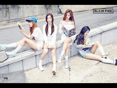 Yg S New Girl Group Blackpink Jisoo Lisa Rose And Jennie Youtube