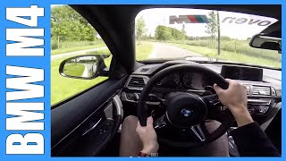 POV: BMW M4 F82 GREAT! OnBoard Acceleration