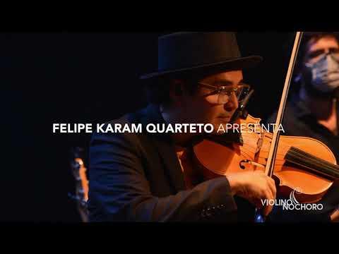 Video - chamada para o concerto didático Vê Se Gostas com Felipe Karam Quarteto, detalhes de mãos, câmera fechada, rostos, expressões e instrumentos.