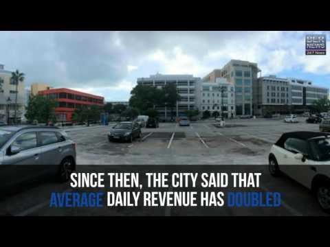 InfoVid: Changes To City Hall Parking, September 2016