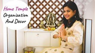 Home Mandir Organization And Decor | Home Temple Tour
