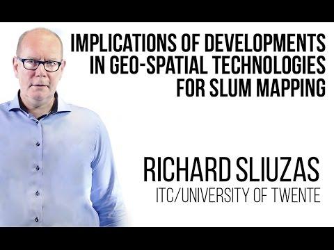 S03E06 Richard Sliuzas - Implications of developments in geo spatial technologies for slum dwellers