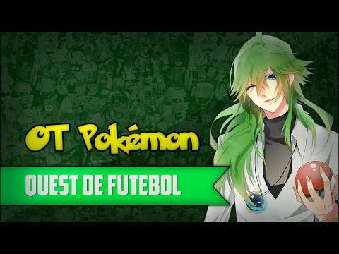 OT Pokémon - Quest roupa de Futebol