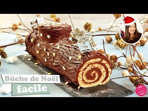 buche-de-noel-roulee-au-chocolat-facile-et-rapide-!