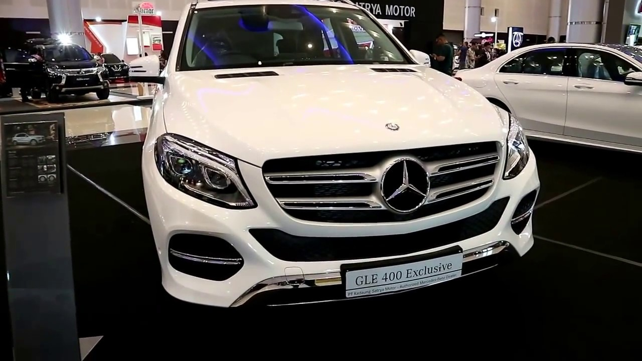 Mercedes Benz Gle 400 New 2017 Exterior And Interior Youtube
