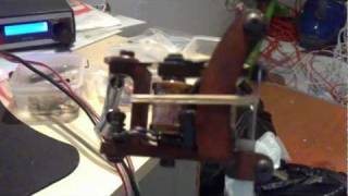 Rustic Bulldog Tattoo Machine Running