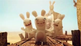 Смешные короткометражные мультфильмы - Чудные зайцы (ПРИКОЛ)