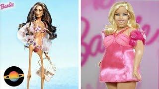 10 najbardziej kontrowersyjnych lalek Barbie