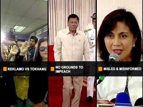 UNTV: C-News (March 16, 2017)