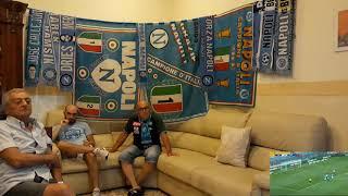 Parma - Napoli 2-1  22-07-2020  (Casa Cuomo)