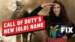 Next Call of Duty Name May Have Leaked - IGN Daily Fix