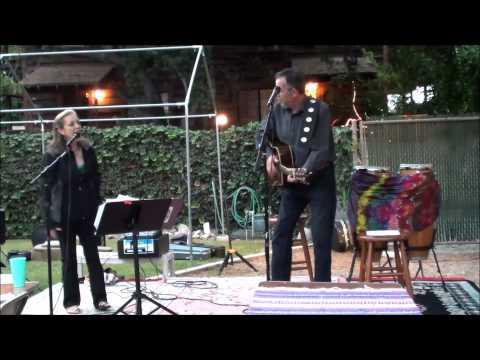 Teresa and Roy Guitar-B-Q