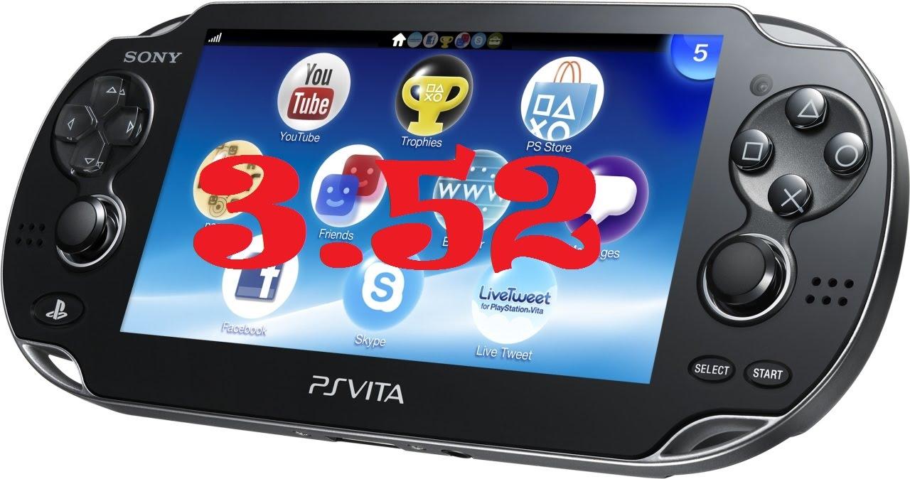 vita firmware 3.60 soft mod