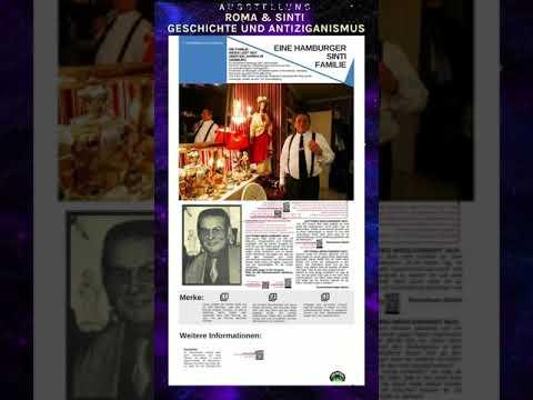 Die Ausstellung im Überblick 'Roma & Sinti. Geschichte und Antiziganismus'