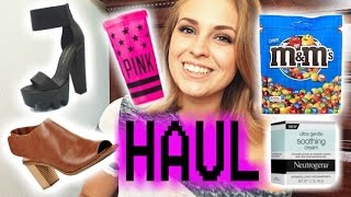 HUGE TRY-ON HAUL: L.A., Thrift, Austria & MORE! Thumbnail