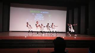INDIA HIP HOP DANCE  Championship for  Siliguri Audition SRDC kolkata group.