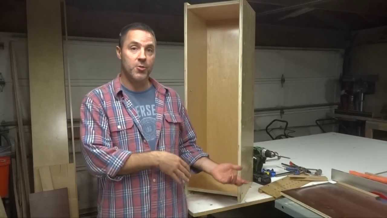 Build Own Kitchen Cabinets How To Build Your Own Kitchen Cabinets Part 2 Youtube