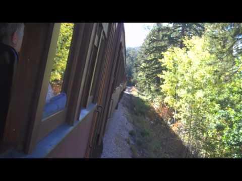 1880 Train In Hill City South Dakota