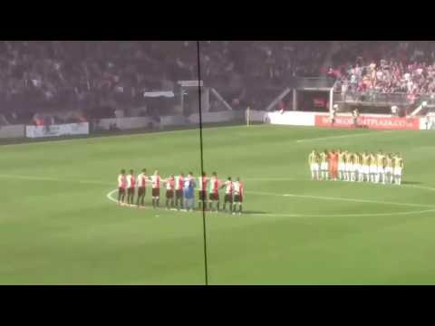 N.E.C. - vitesse 2-1 before + after the derby! 03-04-2016