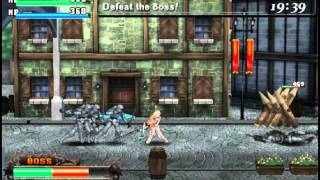 Code of Princess Gameplay (Nintendo 3DS) [60 FPS] [1080p] Top Screen