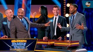 Jimmy King, Explain Yourself! - Celebrity Family Feud