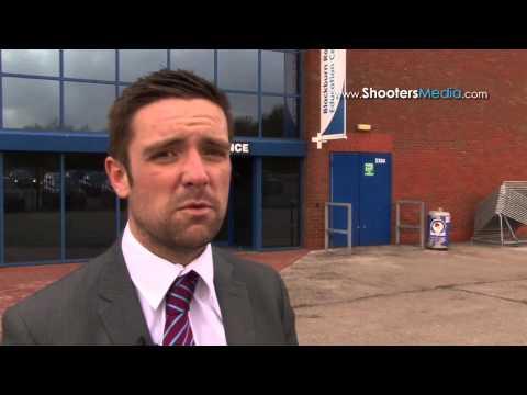 Anthony Richardson - OverVoice, James McDonough applies for Blackburn Rovers Job