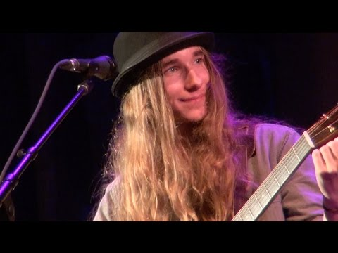 Sawyer Fredericks Three Little Birds The Palace Theater Syracuse NY Dec 9, 2016