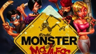 CGRundertow MONSTER MADNESS: BATTLE FOR SUBURBIA for Xbox 360 Video Game Review