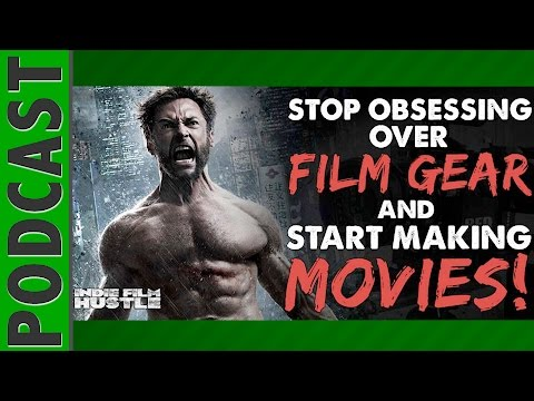 Stop Obsessing Over Film Gear & Start...