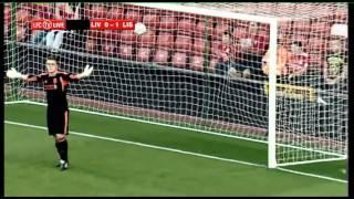 NextGen Series: Liverpool 0 - 3 Sporting Lisbon