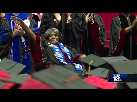 UA Honors Civil Rights Trailblazer Autherine Lucy Foster