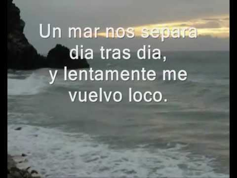 Right here waiting for you / Esperando por ti - version en español x URIAN -