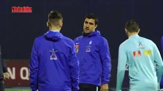 Tin Thể Thao 24h Hôm Nay (7h - 9/11): Lượt Đi Play Off World Cup 2018, Croatia Đón Tiếp  Hy Lạp