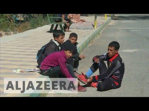 Yemen's orphans at risk of homelessness