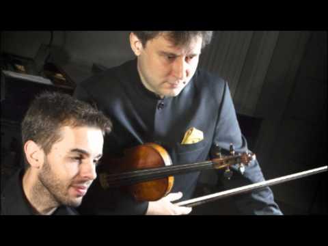 Beethoven Violin Sonata No.4, Op.23 - III Allegro molto, Wolfgang David and Mauro Bertoli