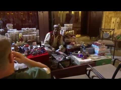Tandoori Bangle maker In Souq Waqif Qatar