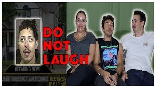 IF YOU LAUGH YOU GET TASED!! (EXTREMELY PAINFUL)