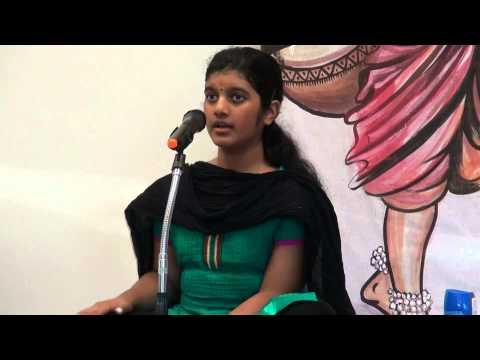 Yare Rangana... (Hindolam, Adi, Purandaradasar) by Sharada Anantharaman