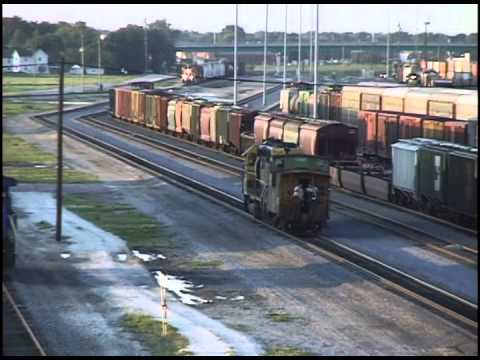 Galesburg Yard - Video Short - SD 480p