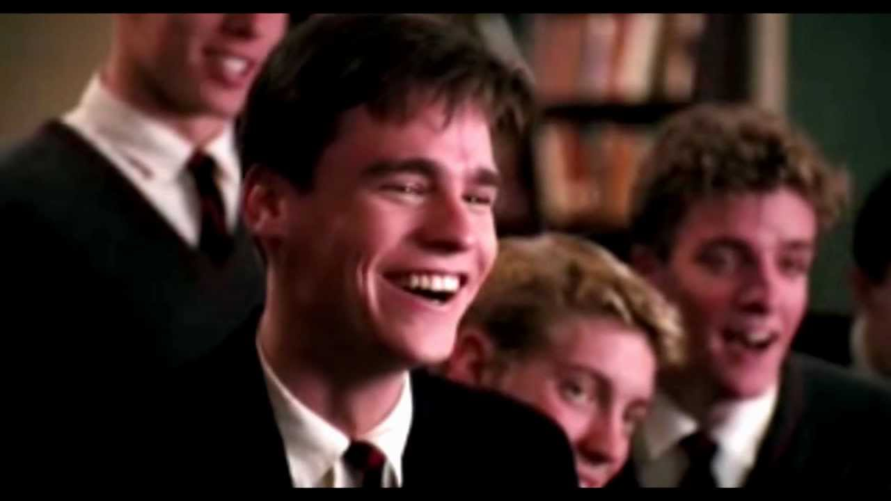 dead poets society neil and todd relationship