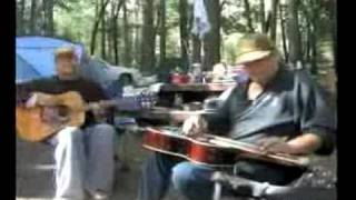 Jim Brosnahan and Jason Reinier Jamming the Blues