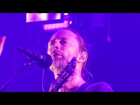 Radiohead - Reckoner - Live @ Madison Square Garden 7-27-16 in HD