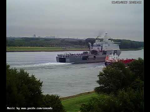 HNLMS KAREL DOORMAN - destination MILITARY OPERATIONS.mp4