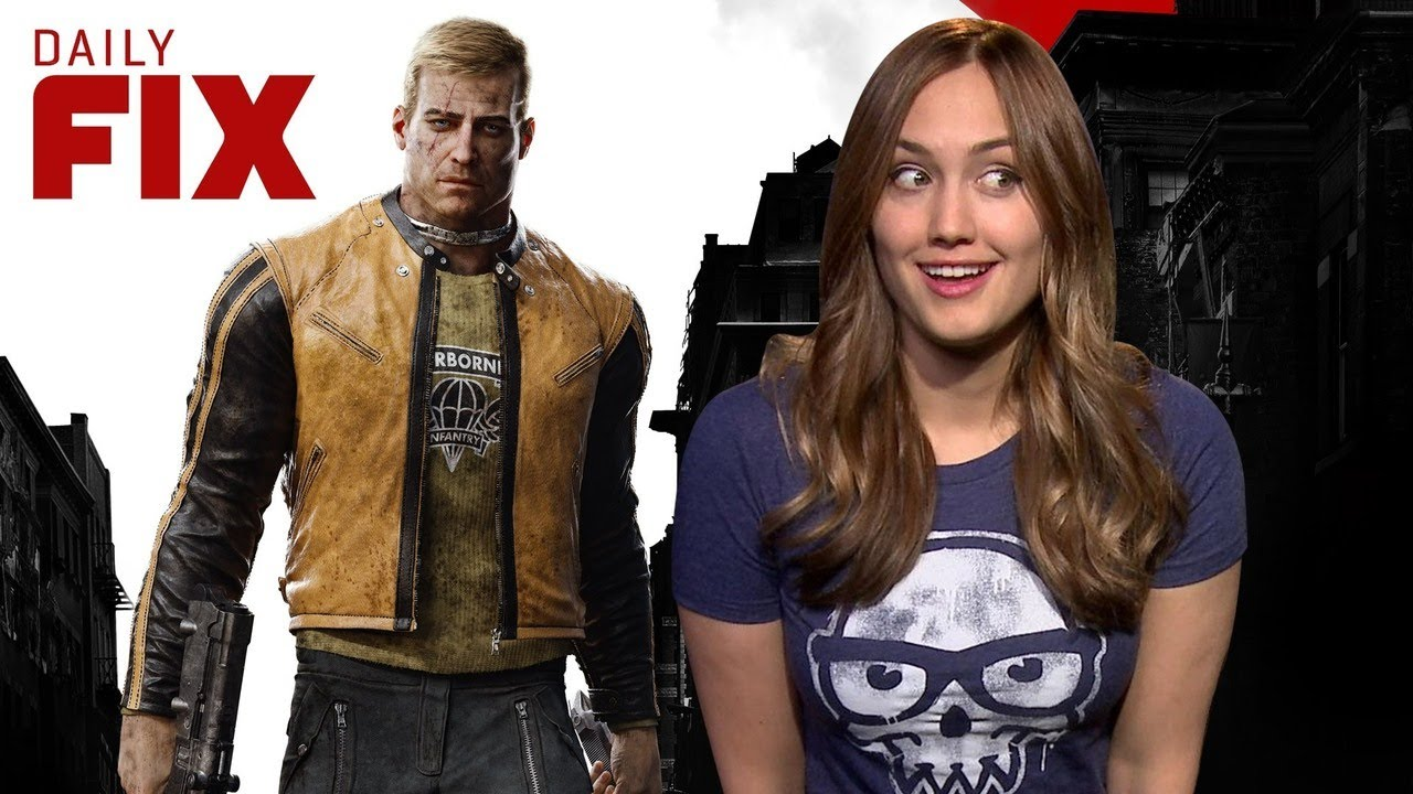 Wolfenstein 2 Doesn't Have Multiplayer for a Reason – IGN Daily Fix