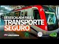 El Metro ,Teleférico de Santo Domingo y OMSA ya activos. Pero con normas!