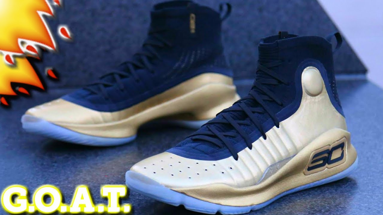 909b3ff4e3c5 STEPHEN CURRY HAS THE BEST BASKETBALL SHOE IN THE NBA CURRY 4 2017 ...