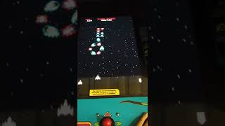 Galaga Class of 1981 free games at work!!